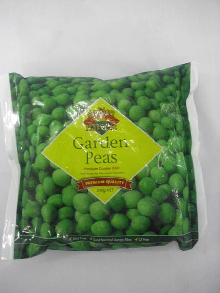 Golden Harvest Garden Peas