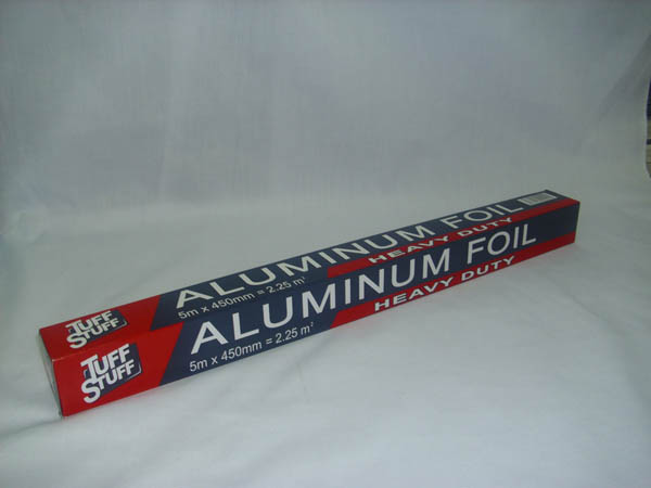 Tuff Stuff Aluminium Foil