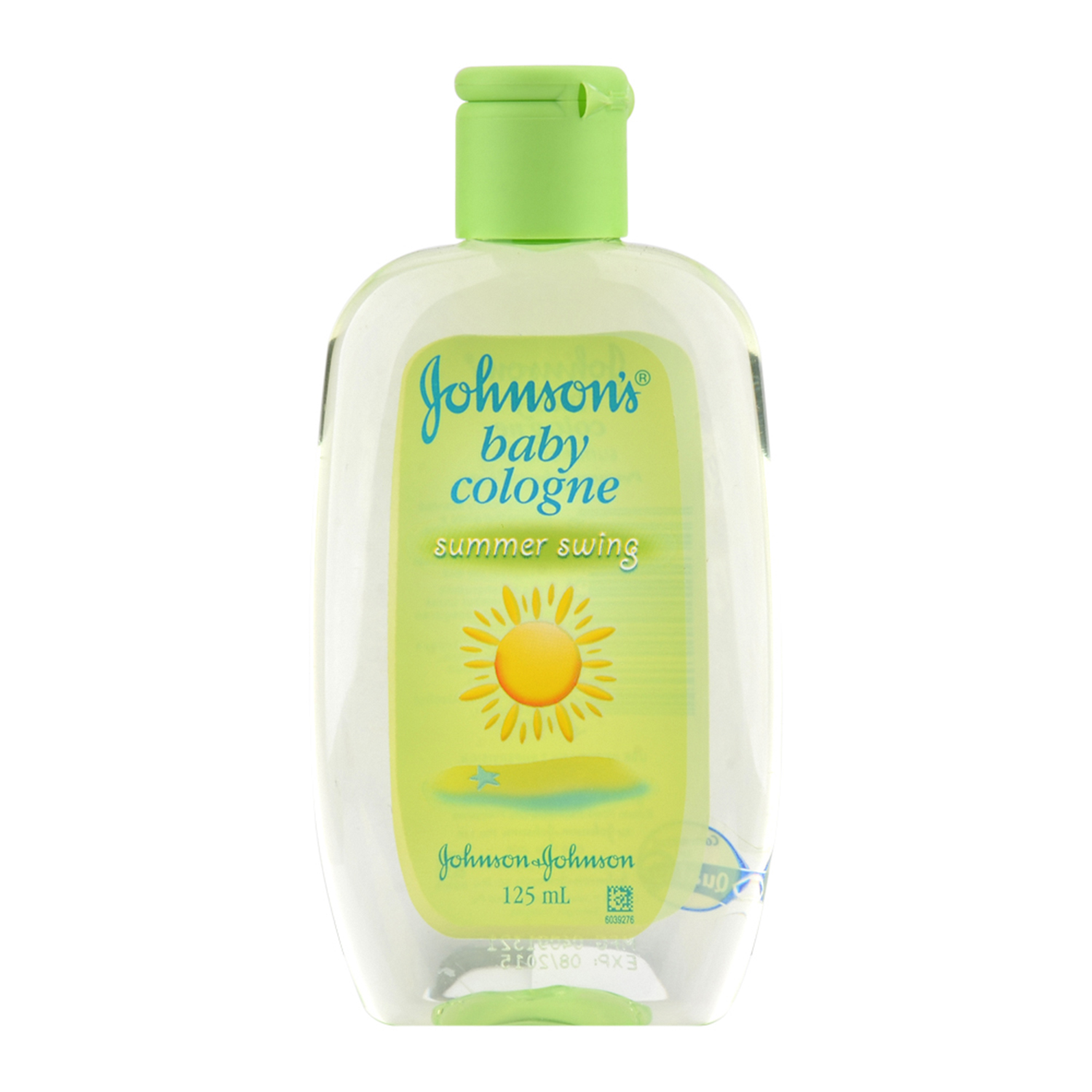 J &J Baby Cologne - Summer Swing 125ml