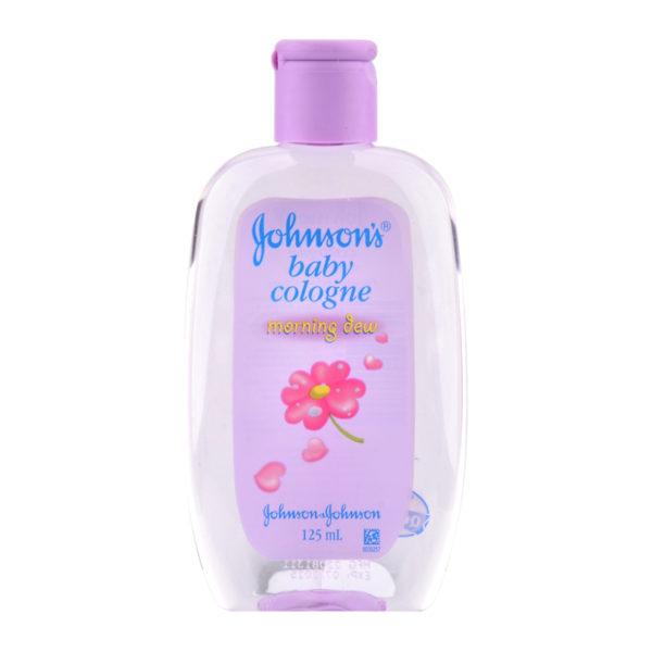 J & J Baby Cologne - Morning Dew 125ml