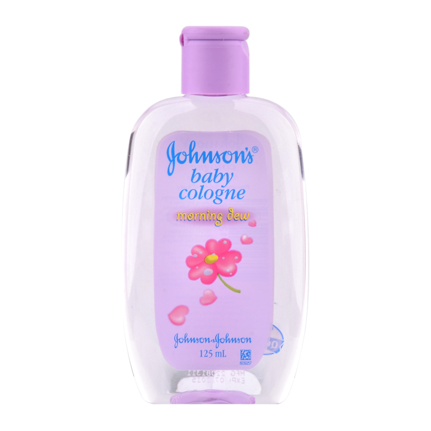 J  & J Baby Cologne - Morning Dew 125ml