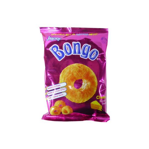 Jasons Bongo Snacks - Cheese 20g