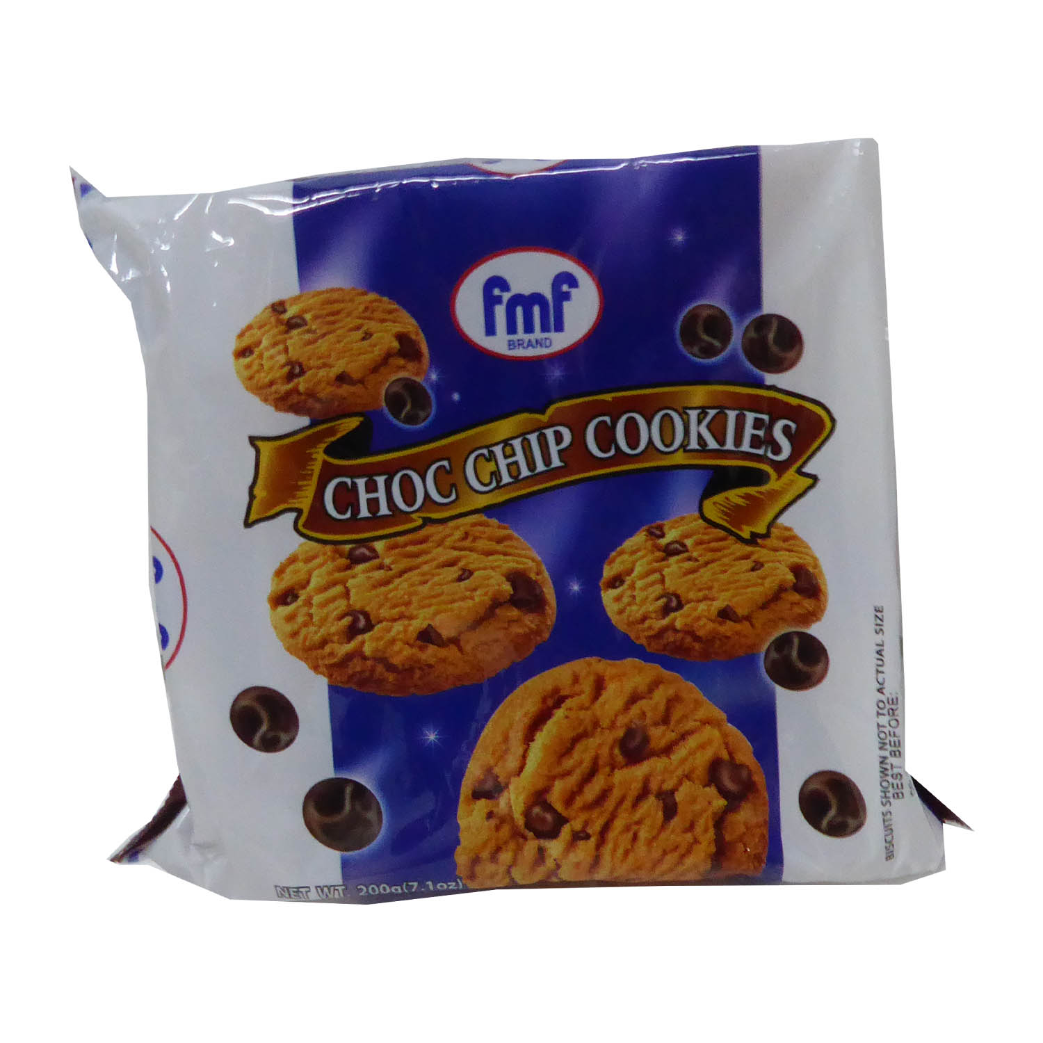 FMF Cookies - Choc Chip