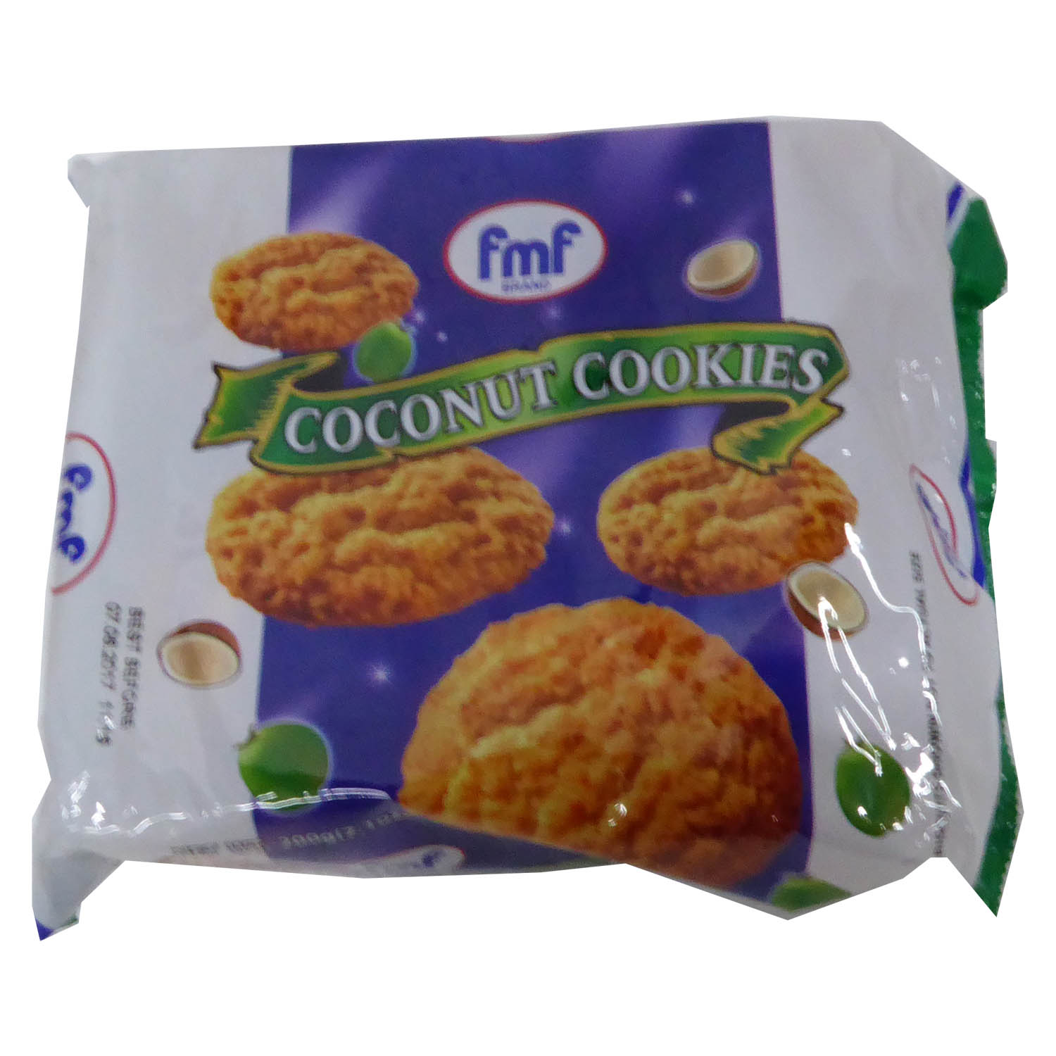 FMF Cookies - Coconut 200g