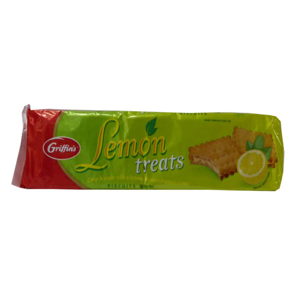 Griffins Biscuits - Lemon Treat 250g