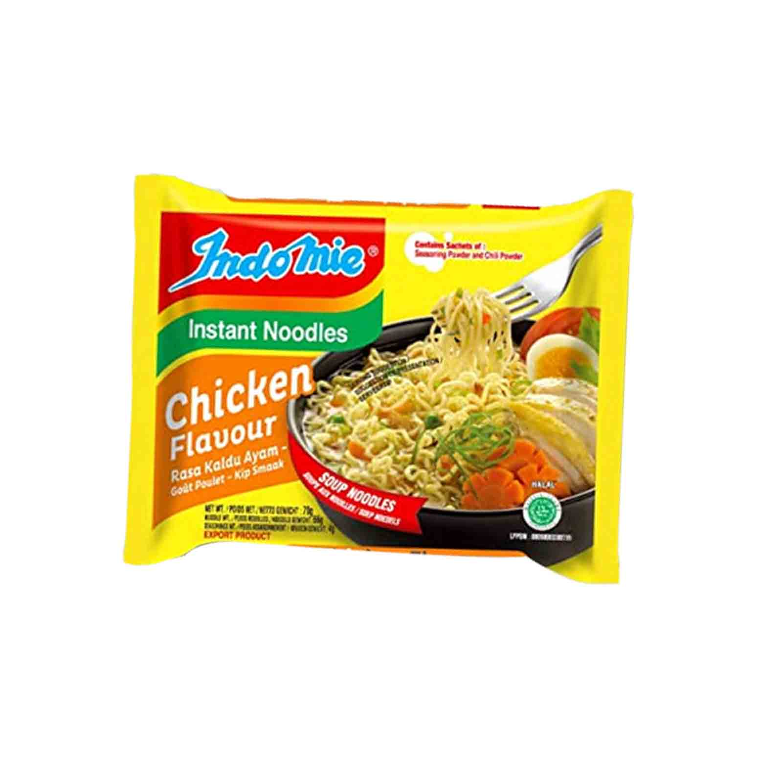 Indomie Instant Noodles - Chicken 5pack