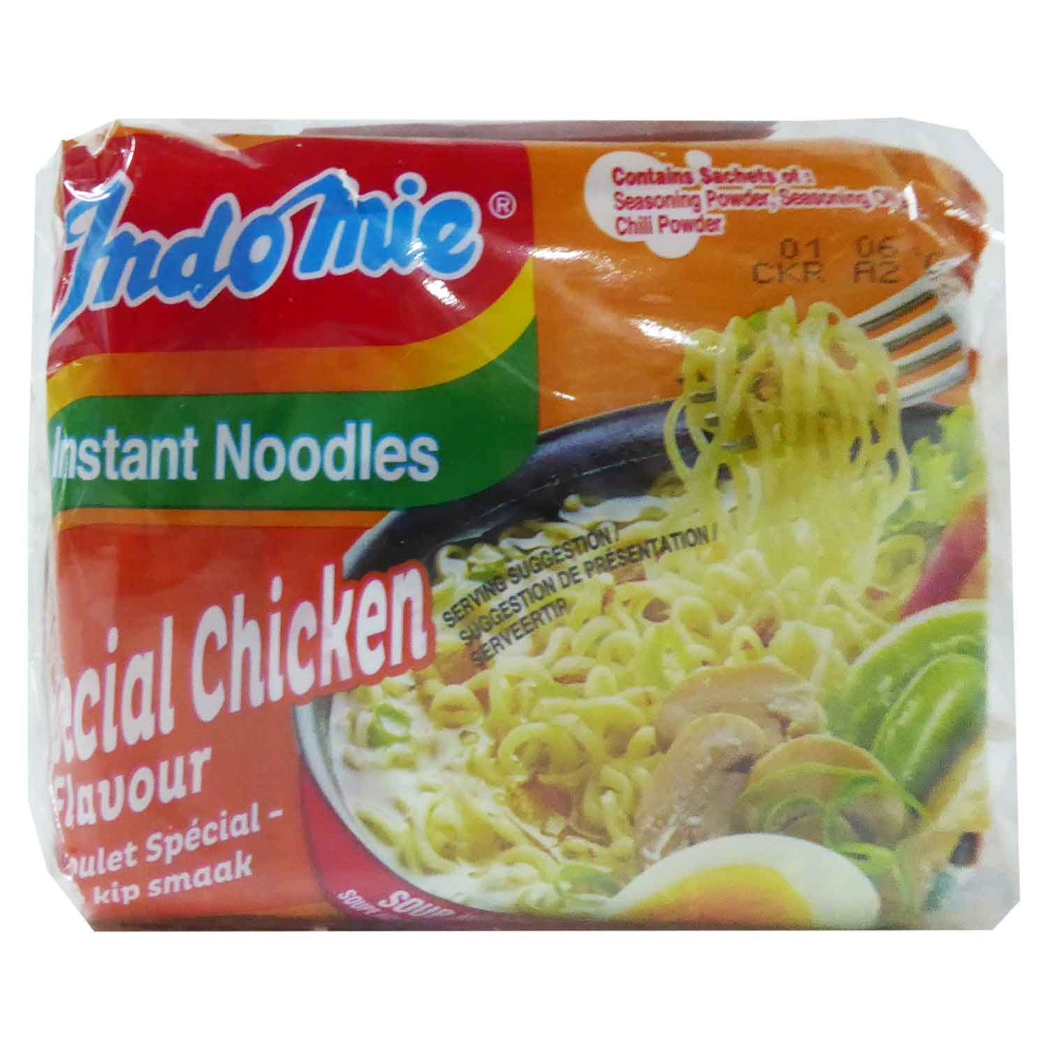 Indomie Instant Noodles - Special Chicken 5pack