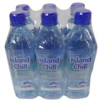Island Chill Water 6x500ml