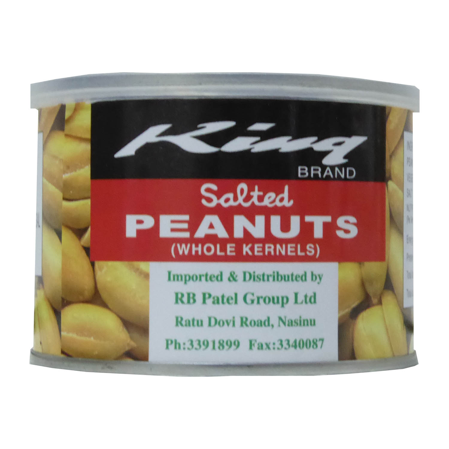 King Tin Salted Peanut 150g