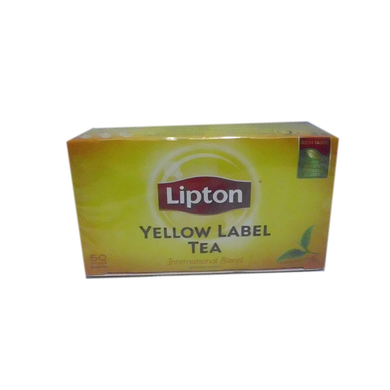 Lipton Tea Bags 50s
