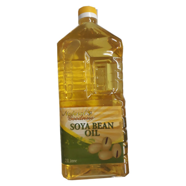 Natural Goodness Soyabean Oil 2ltrs