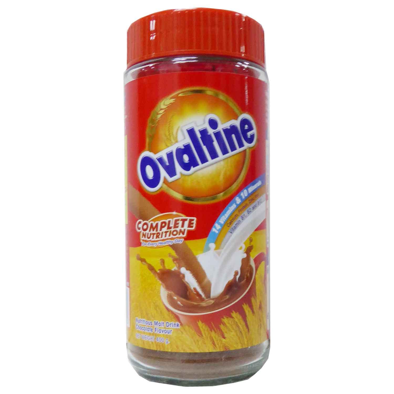 Ovaltine - Jar 400g
