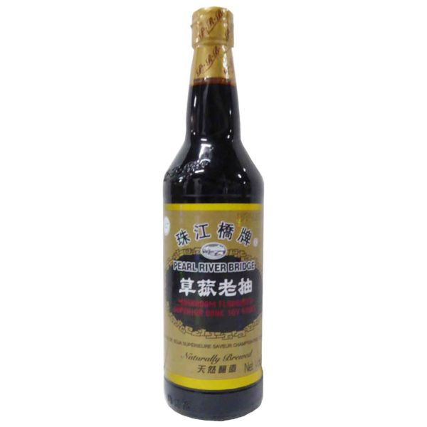 Pearl River Mushroom Sauce 600ml