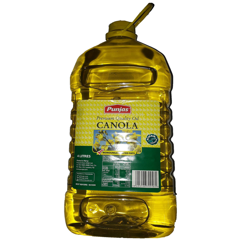 Punjas Canola Oil