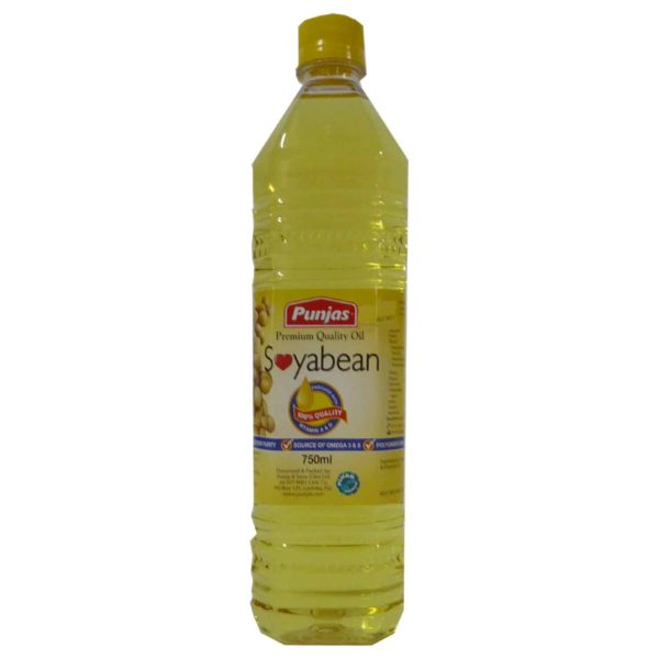 Punjas Soyabean Oil 750ml