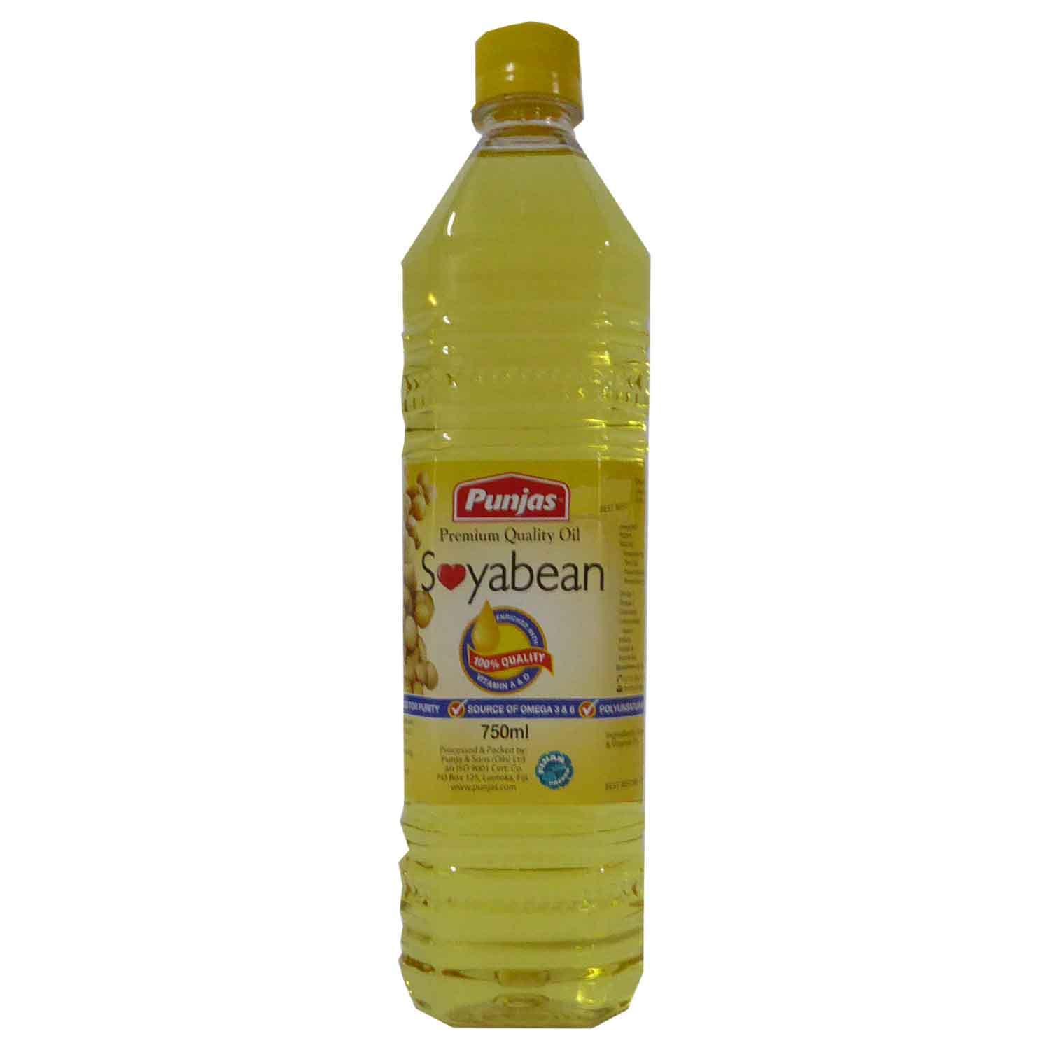 Punjas Soyabean Oil 750ml