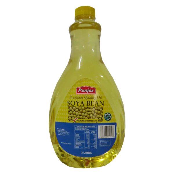Punjas Soyabean Oil 2ltrs
