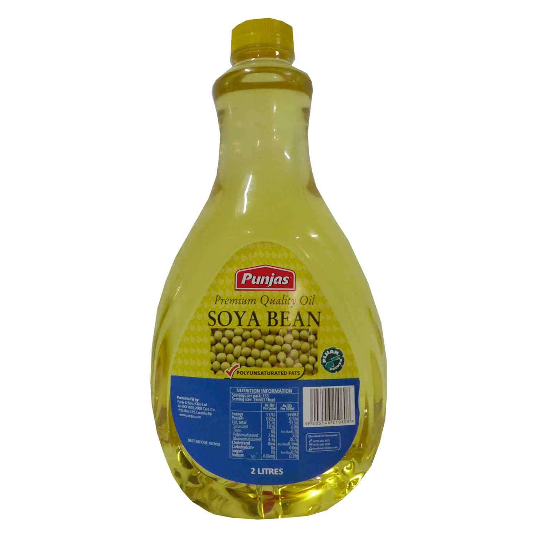 Punjas Soyabean Oil