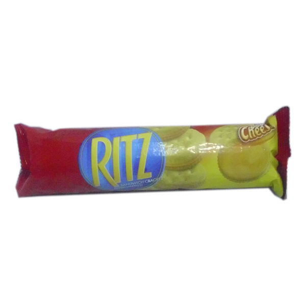 Ritz Crackers - Cheese 118g
