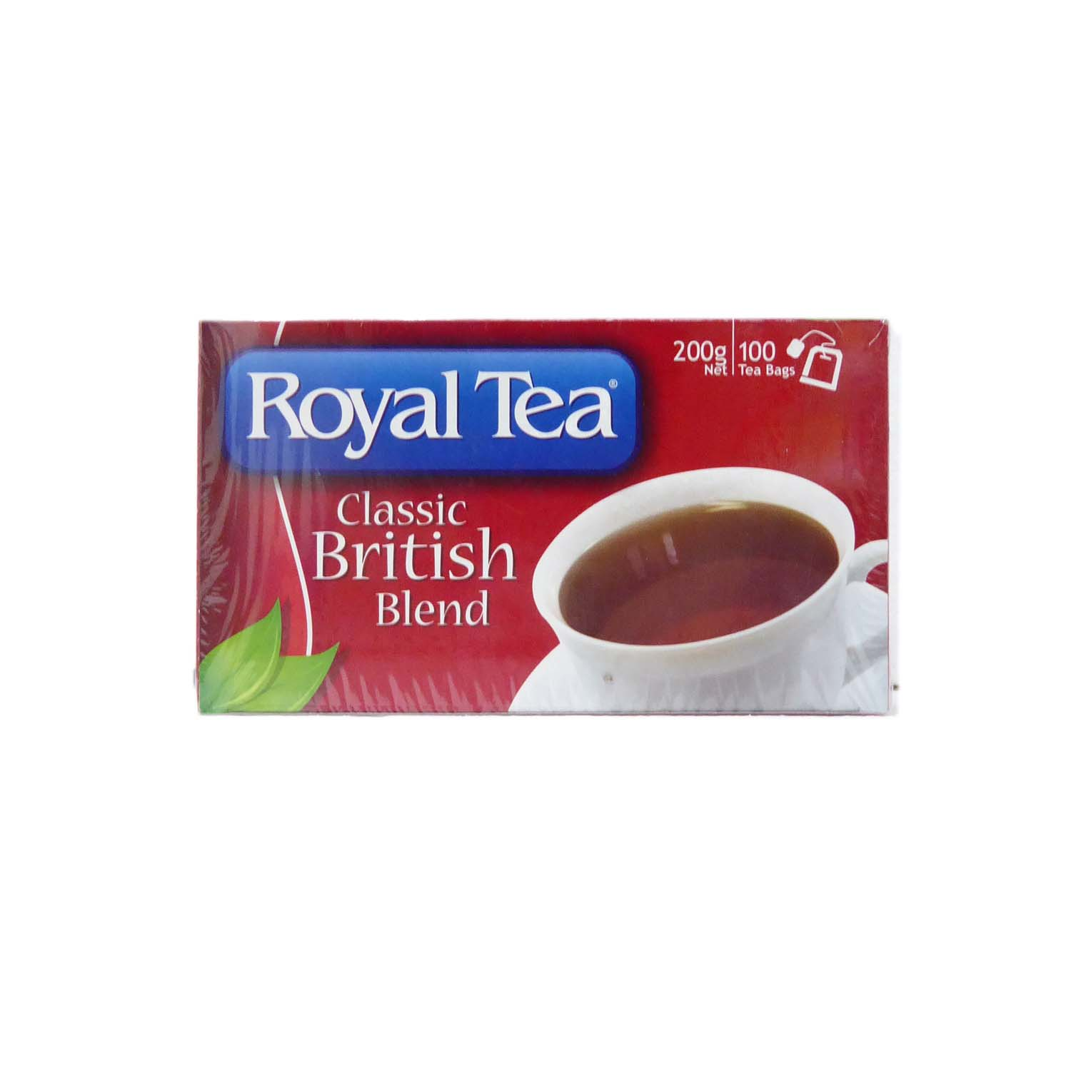 Royal  Tea Bags Classic British Blend 100s