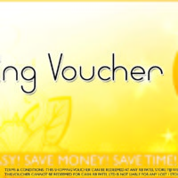 Shopping Voucher $150