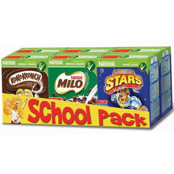 Nestle School Pack 140g