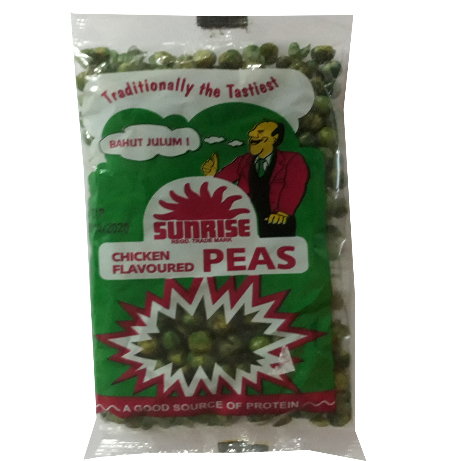 Sunrise Peas 120g