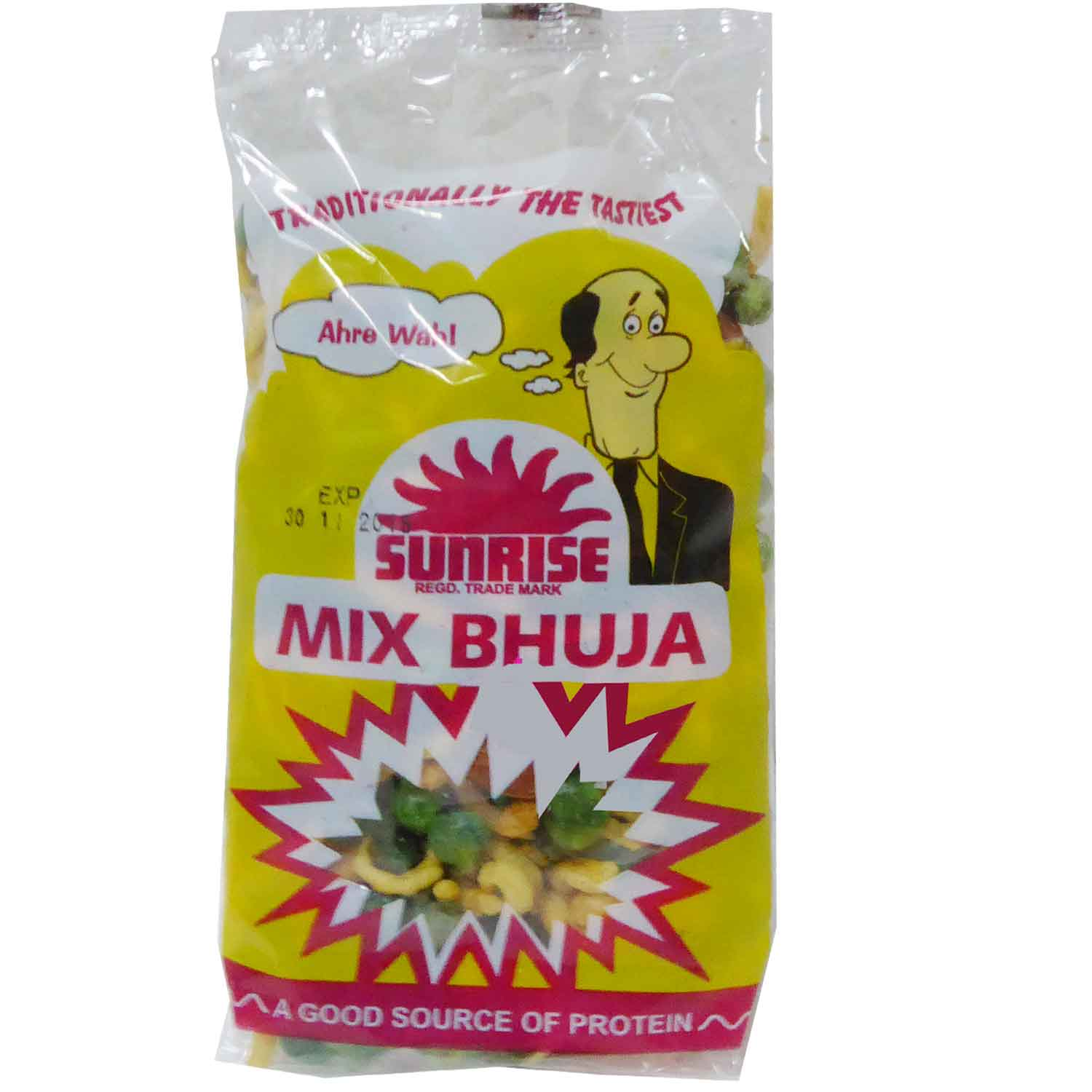 Sunrise Mixed Bhuja 120g
