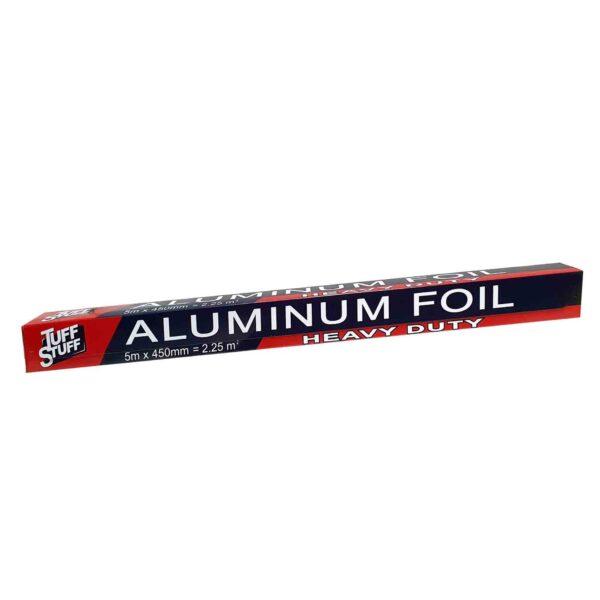 Tuff Stuff Aluminium Foil 45cm x5m