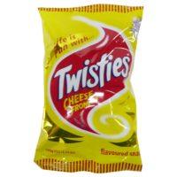 Twisties Snacks - Cheese 100g