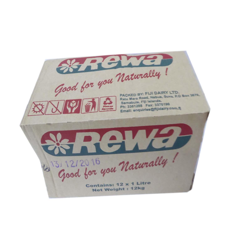 Rewa Life Milk (white)- Ctn 12x1ltr