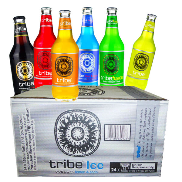 Tribe Asstd Ctn 24x355ml
