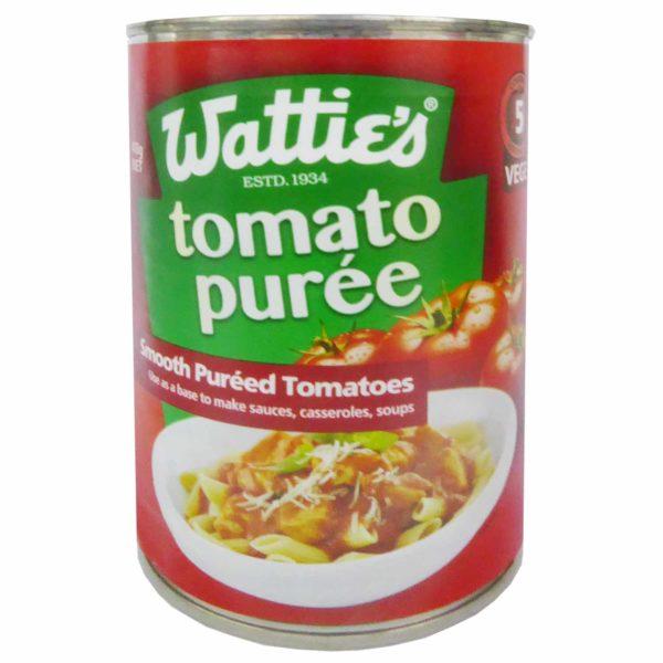 Watties Tomato Puree 410g