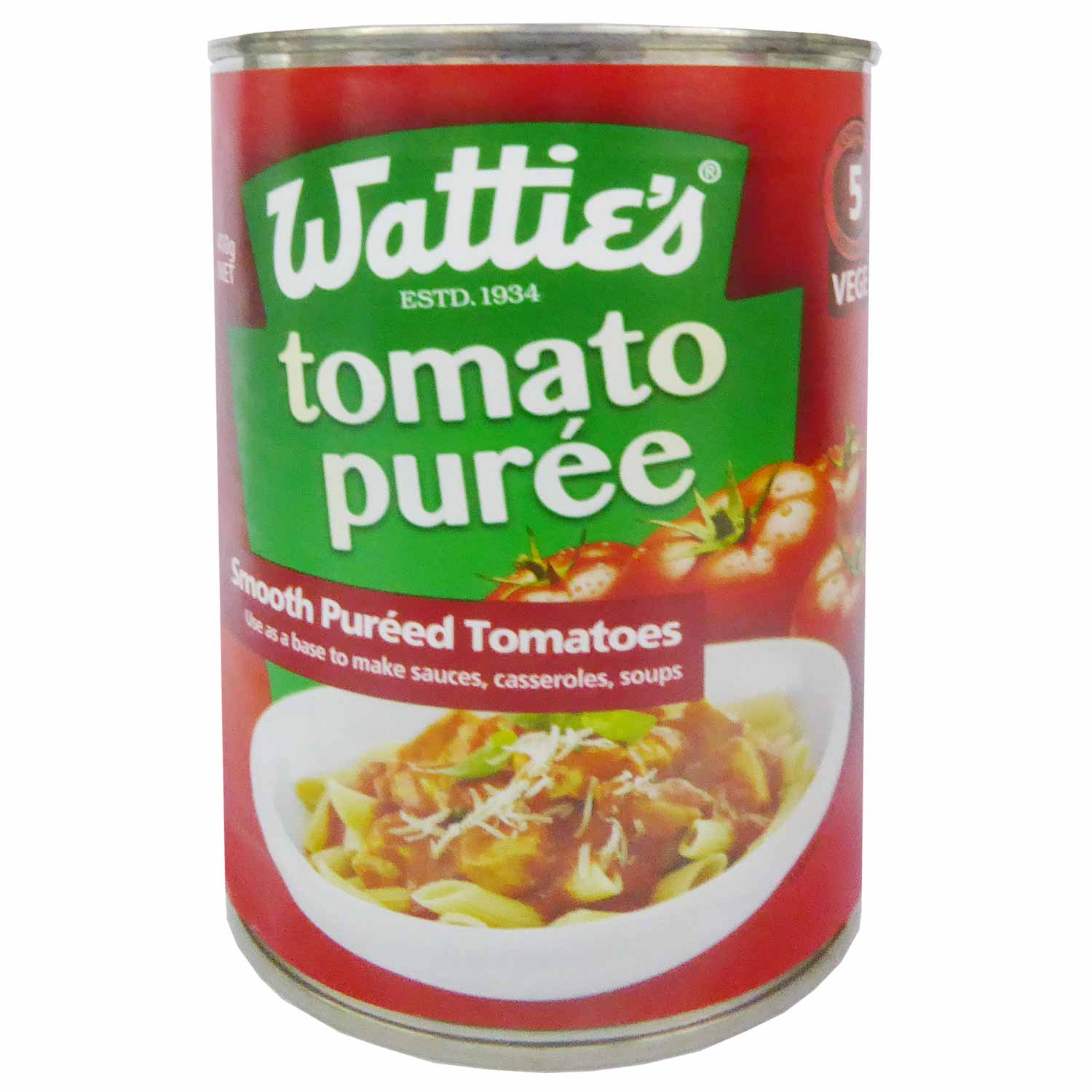 Watties Tomato Puree