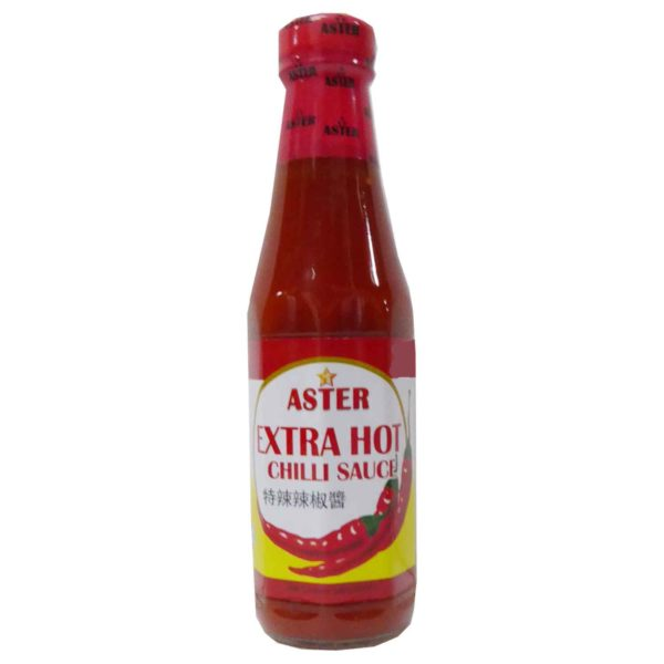 Aster Extra Hot Chilli Sauce 300ml