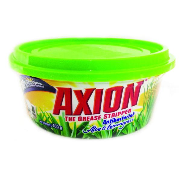 Axion Dishwashing Paste - Aloe & Lemongrass 400g