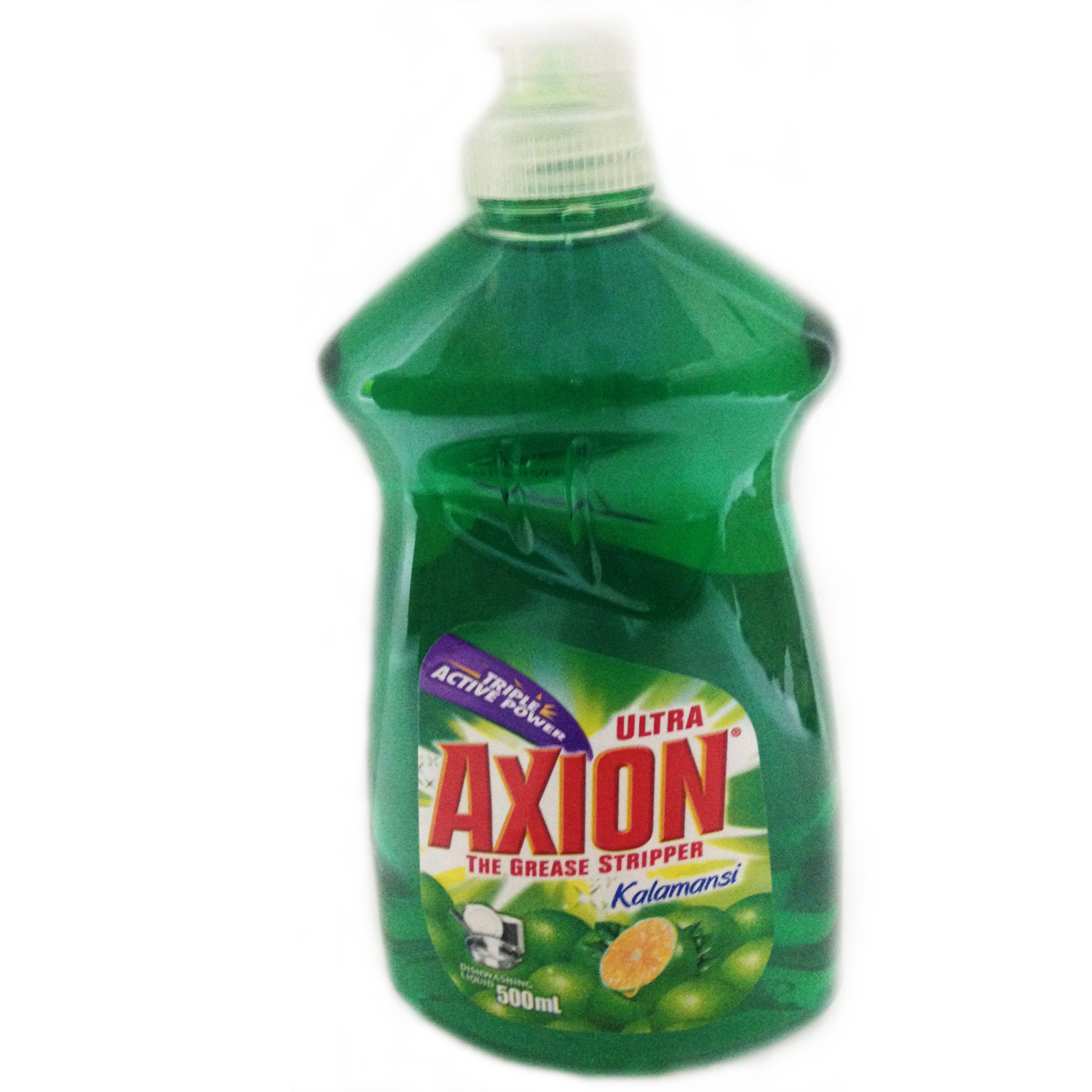 Axion Dishwashing Liquid - Lime