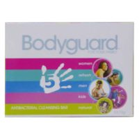 Bodyguard Anti Bacterial Bathing Soap 5pack x 75g