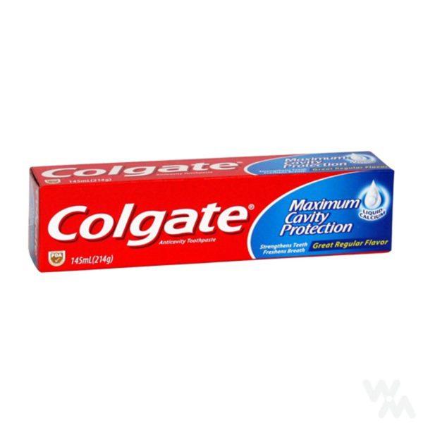 Colgate Toothpaste - Regular 145ml