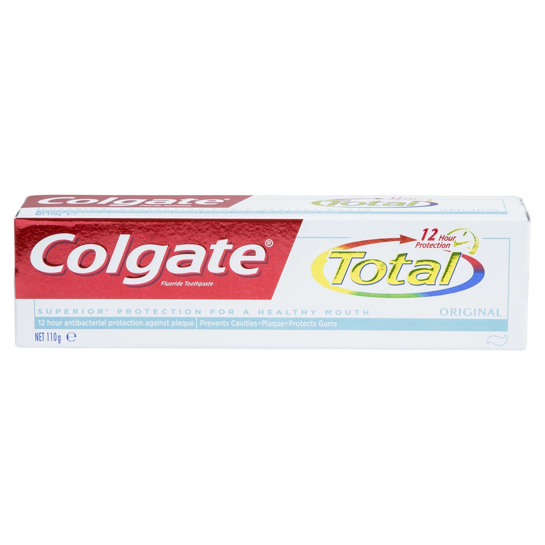 Colgate Toothpaste - Total - Original