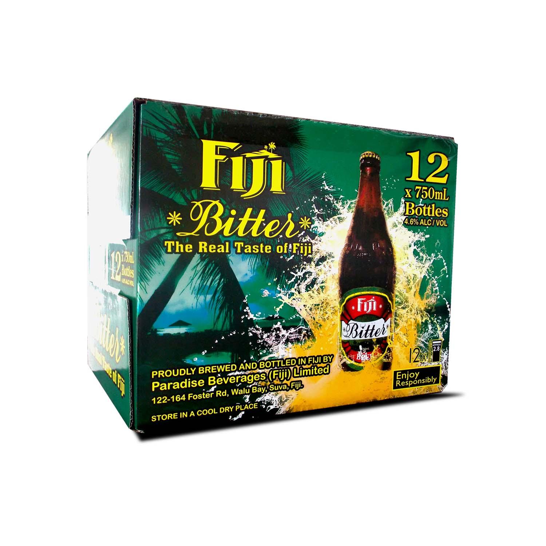 Fiji Bitter Beer Ctn