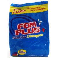 FOM Plus + Detergent Powder 400g