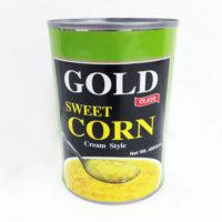 gold sweetcorn