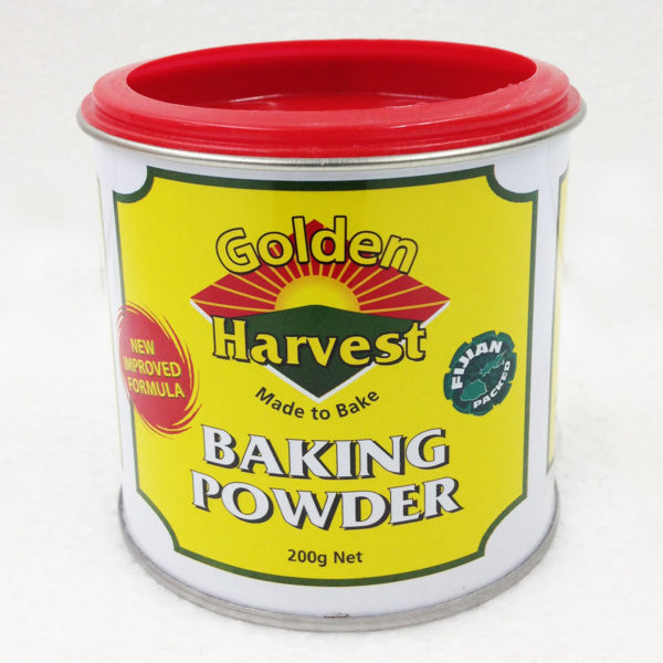 Golden Harvest Baking Powder 200g