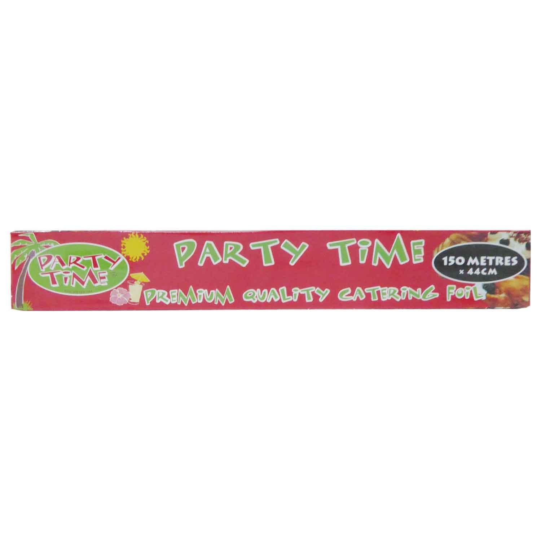 Party Time Aluminium Foil