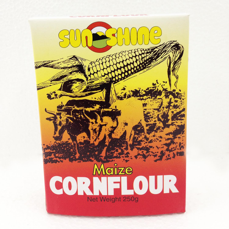 Sunshine Cornflour 250g