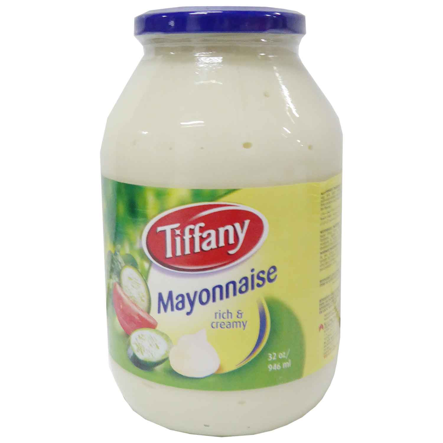 Tiffany Mayonnaise