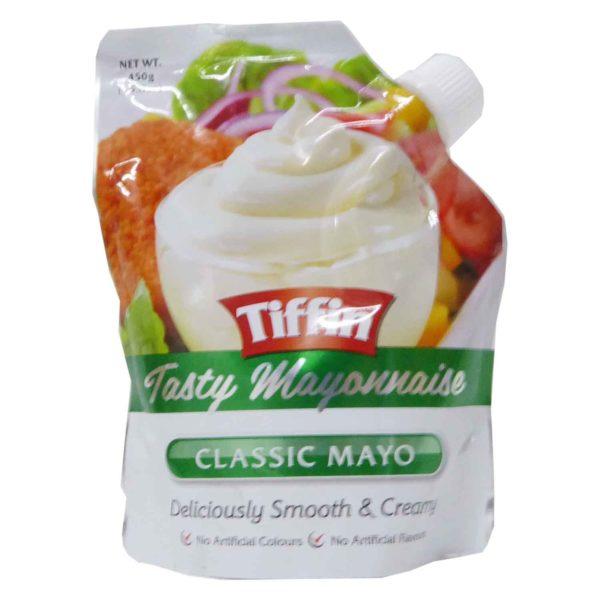 Tiffins Mayonnaise 450g