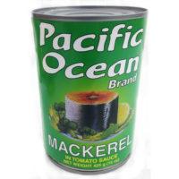 Pacific Ocean Mackerel T/Sauce 425g