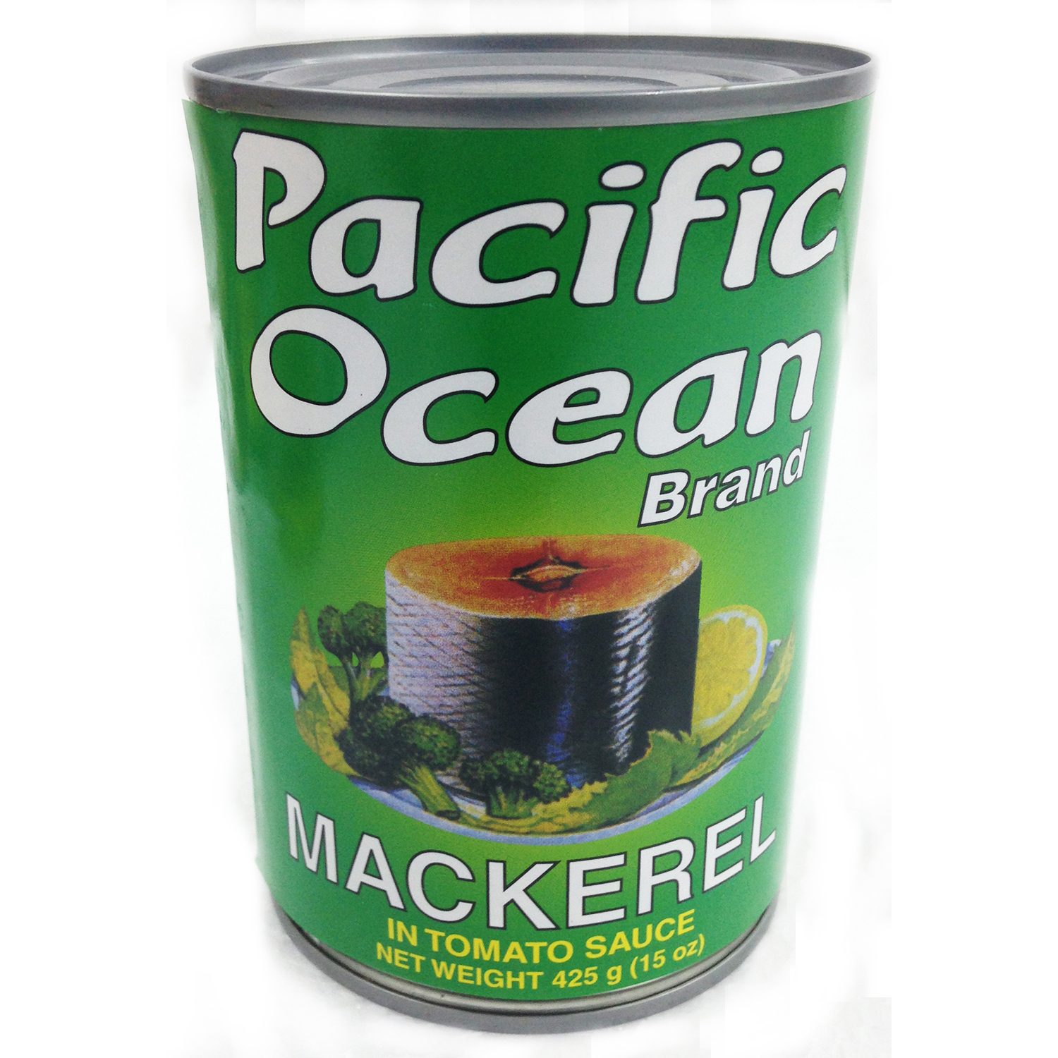 Pacific Ocean Mackerel T/Sauce